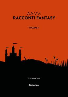 Racconti fantasy. Vol. 2 - copertina