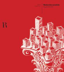 Modernità sensibile. Progetti 2010-2020 - Fabio Fabbrizzi - copertina