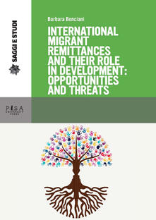 International migrant remittances and their role - Barbara Bonciani - copertina