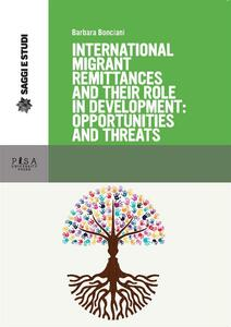 International migrant remittances and their role - Barbara Bonciani - ebook
