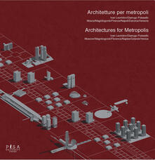 Voluntariadobaleares2014.es Architetture per metropoli. Ivan Leonidov.Gianugo Polesello-Architectures for metropolis Image