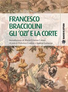 Parcoarenas.it Francesco Bracciolini. Gli «ozi» e la corte Image