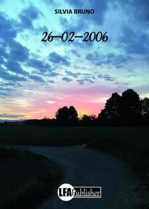 26-02-2006 - Silvia Bruno - copertina