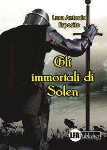Steamcon.it Gli immortali di Solen Image