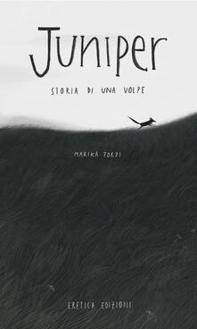 Juniper. Storia di una volpe - Marika Zorzi - copertina