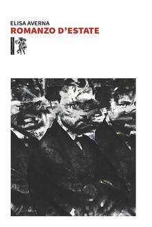 Romanzo d'estate - Elisa Averna - copertina