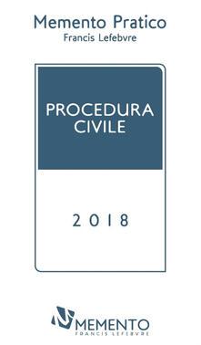 Amatigota.it Memento Procedura civile 2018 Image