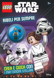 Listadelpopolo.it Ribelli per sempre. Star Wars. Lego. Super album Image