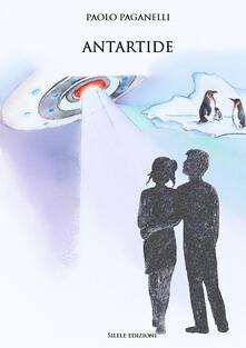 Antartide - Paolo Paganelli - copertina