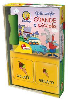Daddyswing.es Grande e piccolo. Giulio Coniglio. Ediz. a colori Image