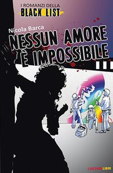 Listadelpopolo.it Nessun amore è impossibile. I romanzi della black list Image