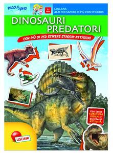 Premioquesti.it I predatori della preistoria. Ediz. illustrata Image