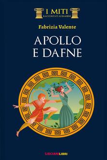 Apollo e Dafne - Fabrizio Valente - copertina