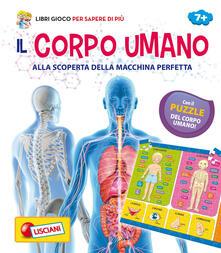 Winniearcher.com Il corpo umano. Con Gioco Image