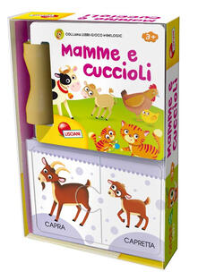 Rallydeicolliscaligeri.it Mamme e cuccioli. Ediz. a colori. Con gadget Image