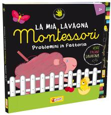 Voluntariadobaleares2014.es Problemini in fattoria. Montessori. Ediz. illustrata. Con gadget Image