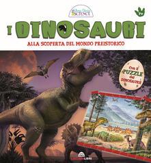 Lpgcsostenible.es I dinosauri. Alla scoperta del mondo preistorico. Libri gioco per sapere di più. Con puzzle Image