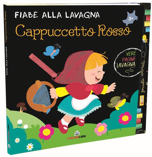 Cappuccetto Rosso. Ediz. a colori. Con gadget - Cristina Grottoli - copertina