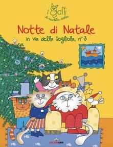 Notte di Natale. I gatti di Nicoletta Costa. Ediz. illustrata - Nicoletta Costa - copertina