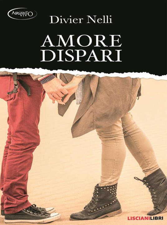 Amore dispari - Divier Nelli - copertina
