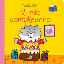 Fondazionesergioperlamusica.it Il mio compleanno. Librotti gatti. Ediz. a colori Image