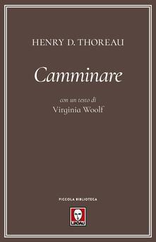 Camminare. Con un testo di Virginia Woolf - Vincenzo Perna,Henry David Thoreau - ebook