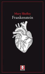 Frankenstein. Ediz. critica - Mary Shelley - copertina