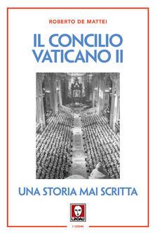 Premioquesti.it Il Concilio Vaticano II. Una storia mai scritta Image