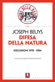 Secchiarapita.it Difesa della natura. Discussioni 1978-1984 Image