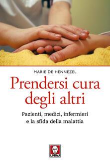 Osteriacasadimare.it Prendersi cura degli altri. Pazienti, medici, infermieri e la sfida della malattia Image