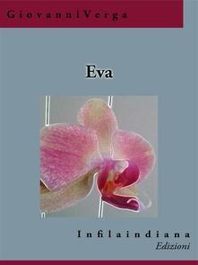Eva - Giovanni Verga - ebook