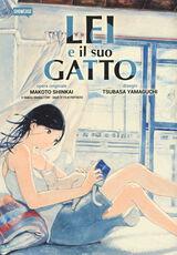 Libro Lei e il suo gatto Makoto Shinkai