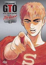 Libro Big GTO. Deluxe. Vol. 3 Toru Fujisawa
