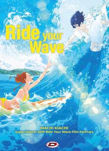 Ride your wave - Machi Kiachi - copertina