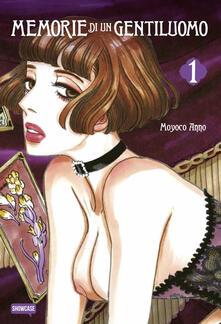 Memorie di un gentiluomo. Vol. 1 - Moyoco Anno - copertina