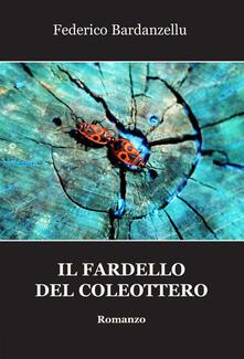 Il fardello del coleottero - Federico Bardanzellu - copertina