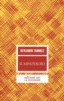 Il minotauro - Benjamin Tammuz - copertina