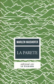 La parete - Marlen Haushofer - copertina