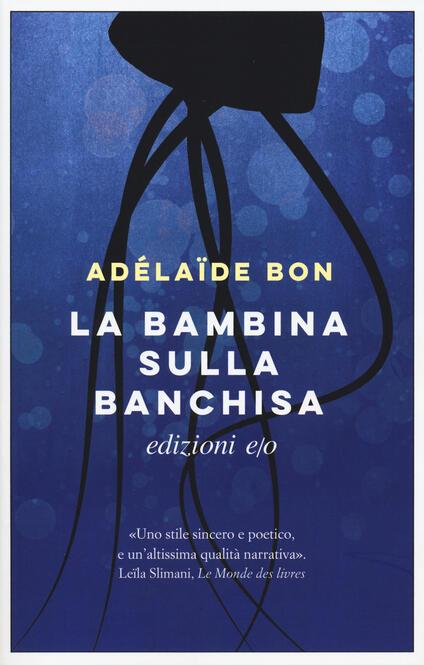 La bambina sulla banchisa - Adélaïde Bon - copertina