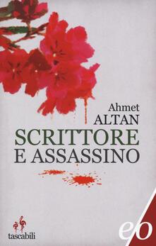 Scrittore e assassino - Ahmet Altan - copertina