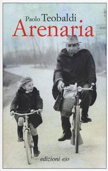 Arenaria - Paolo Teobaldi - copertina