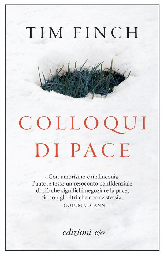 Colloqui di pace - Silvia Castoldi,Tim Finch - ebook