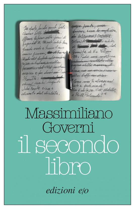 Il secondo libro - Massimiliano Governi - ebook