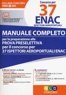 Criticalwinenotav.it Concorso per 37 ENAC ispettori aeroportuali. Manuale completo per la preparazione alla prova preselettiva per il concorso per 37 ispettori areoportuali ENAC. Con software di simulazione Image