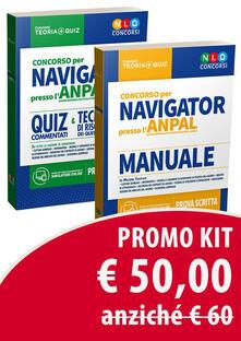 Squillogame.it Kit concorso per Navigator presso l'ANPAL. Manuale-Quiz commentati e tecniche di risoluzione dei quesiti di logica Image