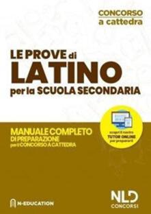 Winniearcher.com Latino nella scuola secondaria. Manuale di preparazione alle prove scritte e orali. Concorso a cattedra 2020 Image