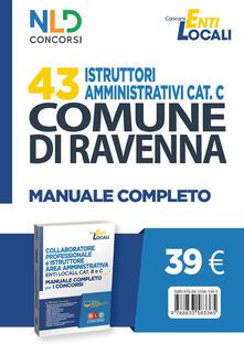 Equilibrifestival.it Comune di Ravenna. 43 istruttori amministrativi cat. C. Image