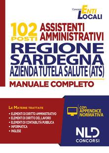 Winniearcher.com Concorso per 102 collaboratori amministrativi Cat. C. Azienda tutela della salute. Sardegna Image
