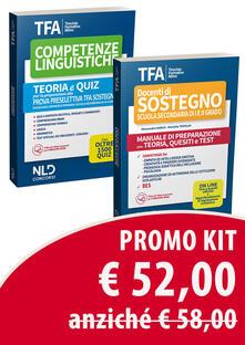 Tegliowinterrun.it Kit TFA. Docenti di sostegno scuola secondaria di I e II grado-TFA. Competenze linguistiche Image