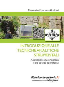 Introduzione alle tecniche analitiche strumentali. Applicazioni alla mineralogia e alla scienza dei materiali.pdf